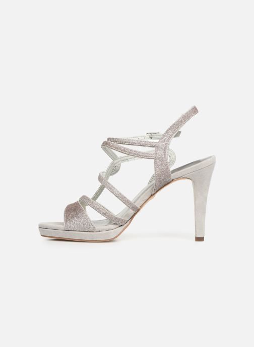 High heels Tamaris Myggia Silver front view