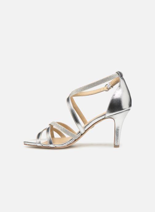 High heels Tamaris Heiti Silver front view