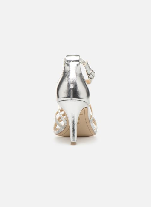 High heels Tamaris Heiti Silver view from the right