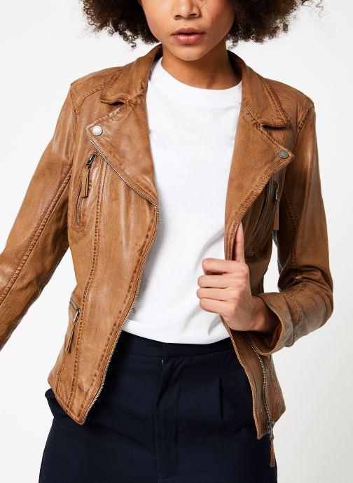 Vêtements Oakwood CAMERA Marron vue détail/paire