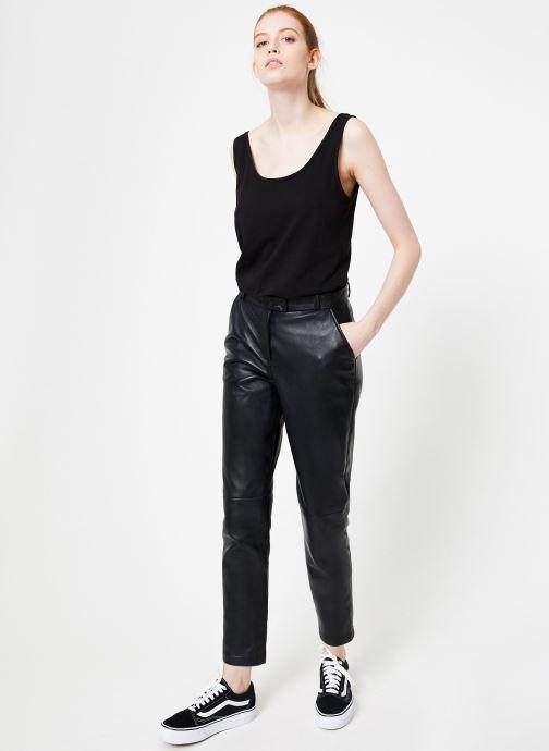 Vêtements Oakwood ULTIME Noir vue bas / vue portée sac