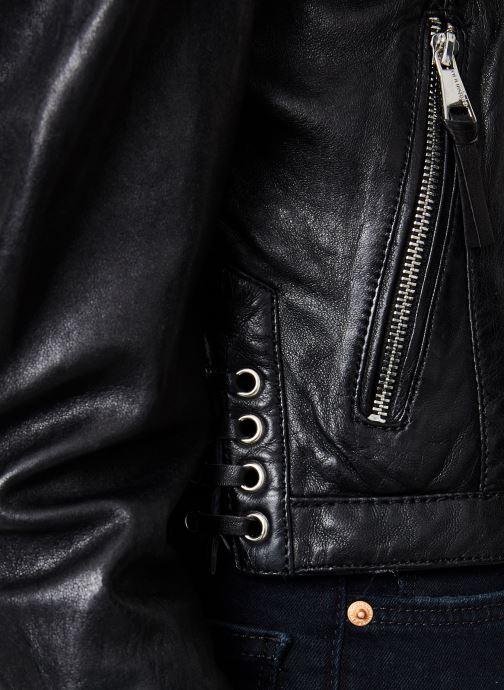 Vêtements Oakwood FLEX Noir vue face