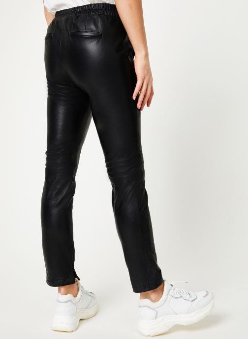 Vêtements Oakwood BELLISSIMA Noir vue portées chaussures