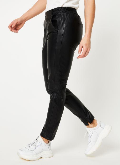 Vêtements Oakwood BELLISSIMA Noir vue détail/paire