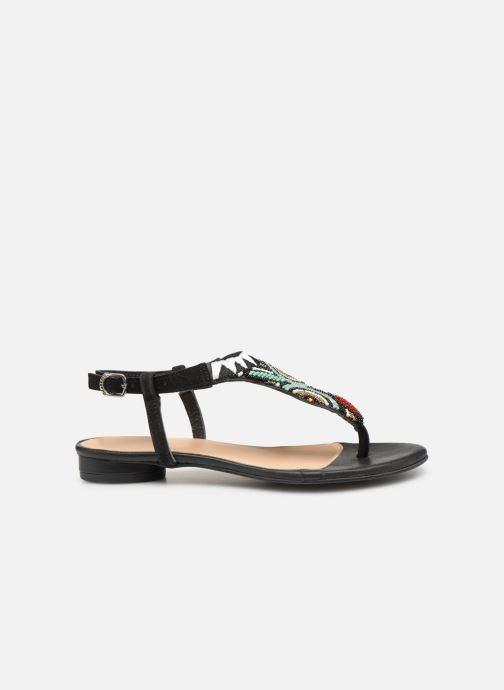 Sandales et nu-pieds Gioseppo 44205 Noir vue derrière