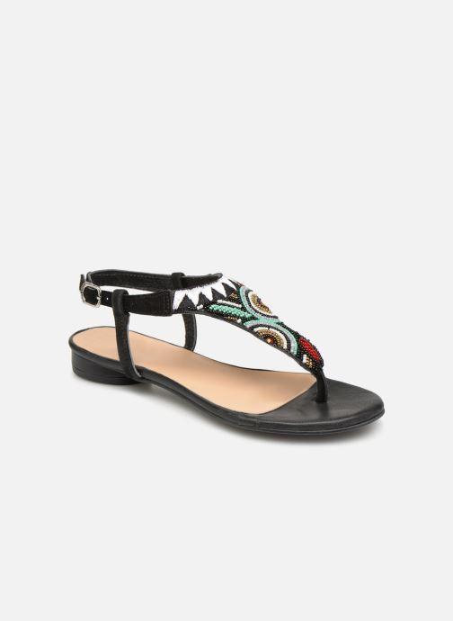 Sandales et nu-pieds Gioseppo 44205 Noir vue détail/paire