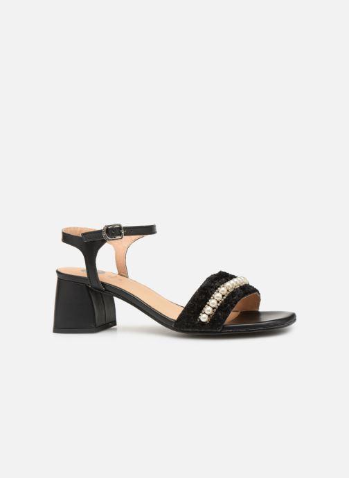 Sandales et nu-pieds Gioseppo 45342 Noir vue derrière