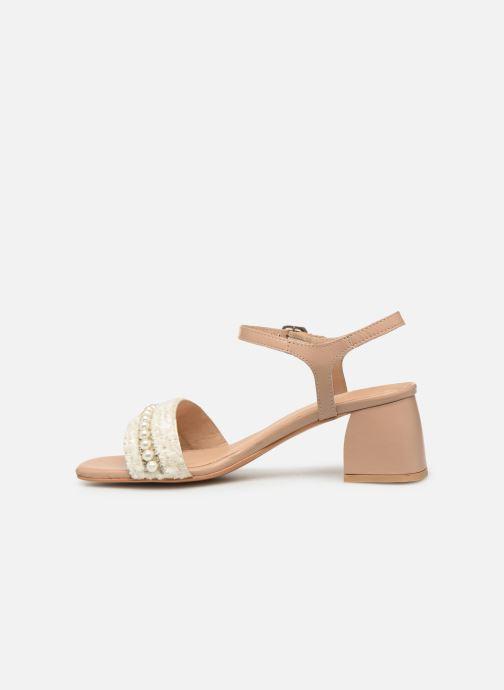 Sandali e scarpe aperte Gioseppo 45342 Beige immagine frontale