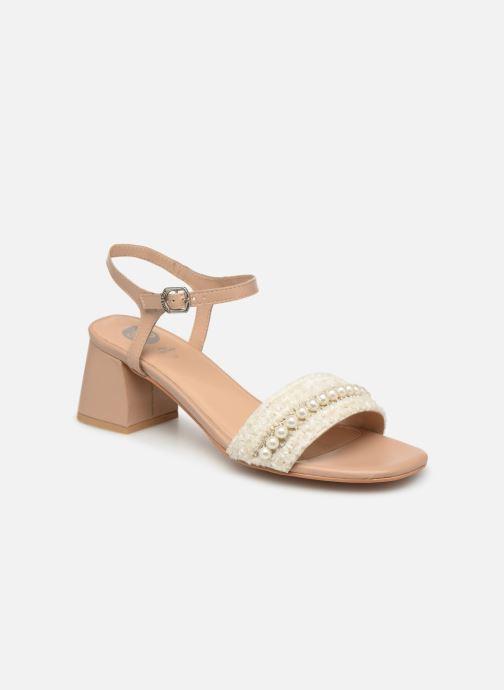 Sandales et nu-pieds Gioseppo 45342 Beige vue détail/paire