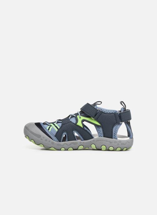 Sandales et nu-pieds Gioseppo 43028 Bleu vue face