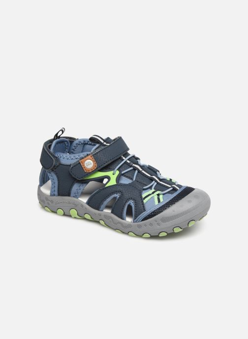 Sandales et nu-pieds Gioseppo 43028 Bleu vue détail/paire