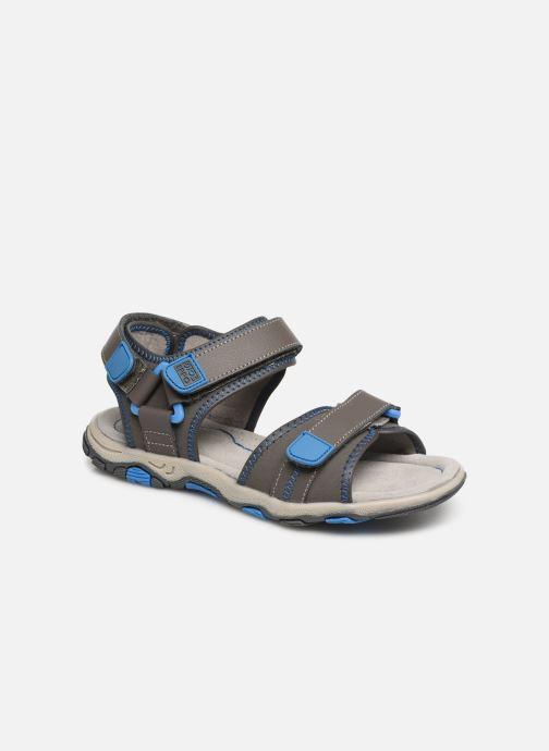 Sandales et nu-pieds Gioseppo 43561-0001 Gris vue détail/paire