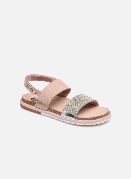 Sandales et nu-pieds Gioseppo 43607 Rose vue détail/paire