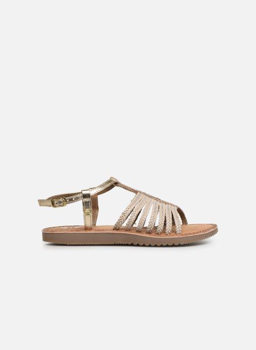 Sandales et nu-pieds Gioseppo 43838 Beige vue derrière