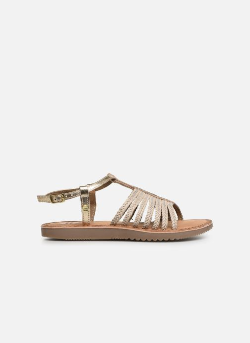 Sandals Gioseppo 43838 Beige back view