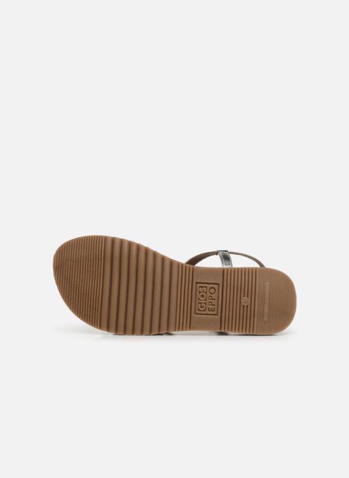 Sandales et nu-pieds Gioseppo 43838 Blanc vue haut