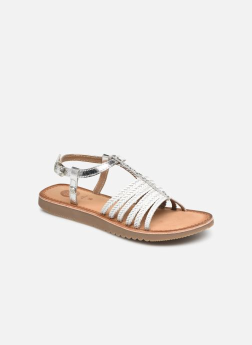 Sandales et nu-pieds Gioseppo 43838 Blanc vue détail/paire
