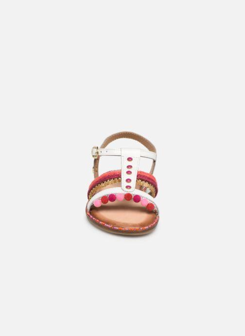 Sandales et nu-pieds Gioseppo 44658 Blanc vue portées chaussures