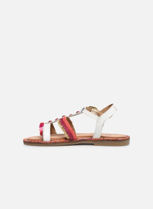 Sandales et nu-pieds Gioseppo 44658 Blanc vue face
