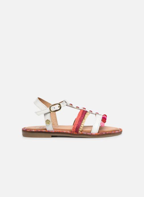 Sandales et nu-pieds Gioseppo 44658 Blanc vue derrière
