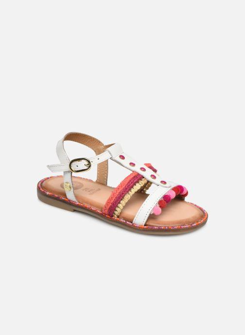 Sandales et nu-pieds Gioseppo 44658 Blanc vue détail/paire