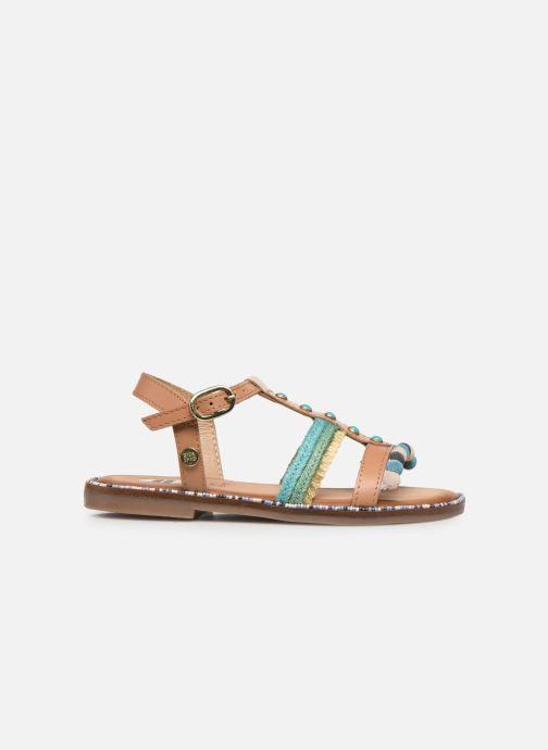Sandali e scarpe aperte Gioseppo 44658 Marrone immagine posteriore