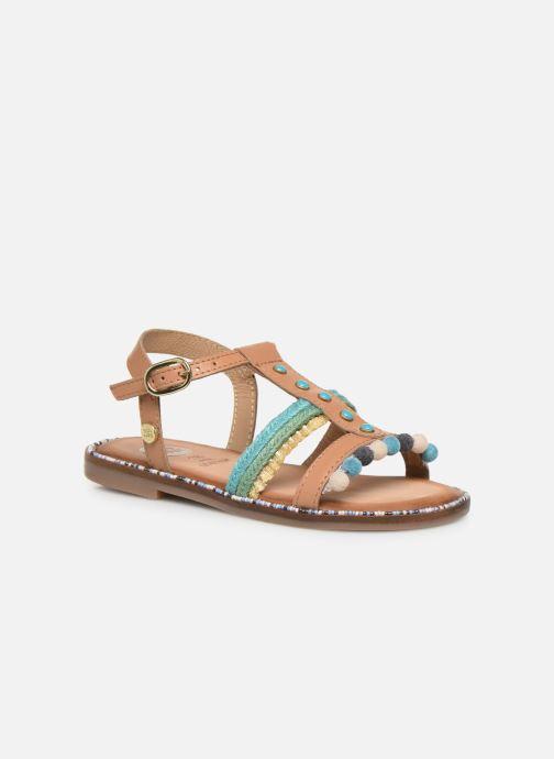 Sandali e scarpe aperte Gioseppo 44658 Marrone vedi dettaglio/paio