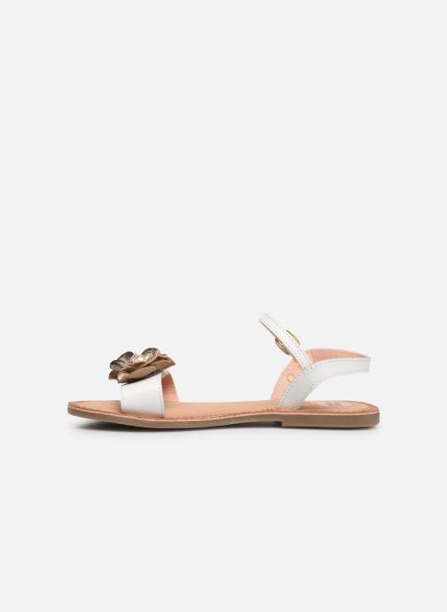 Sandales et nu-pieds Gioseppo 45360 Blanc vue face