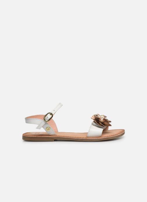 Sandales et nu-pieds Gioseppo 45360 Blanc vue derrière