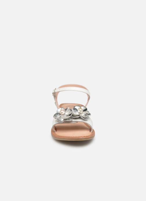 Sandales et nu-pieds Gioseppo 45360 Blanc vue portées chaussures