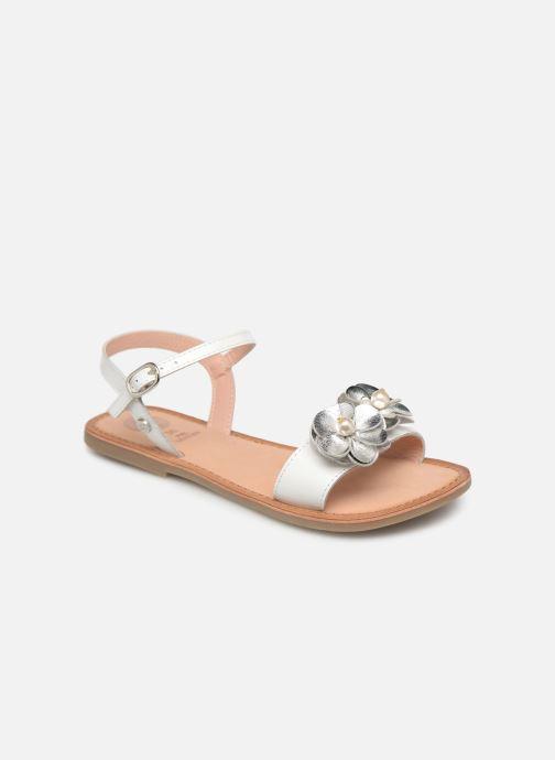 Sandales et nu-pieds Gioseppo 45360 Blanc vue détail/paire