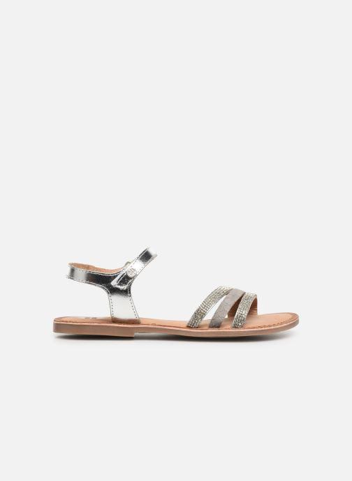 Sandales et nu-pieds Gioseppo 45372 Argent vue derrière