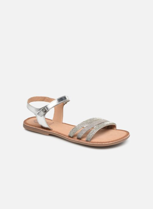 Sandales et nu-pieds Gioseppo 45372 Argent vue détail/paire