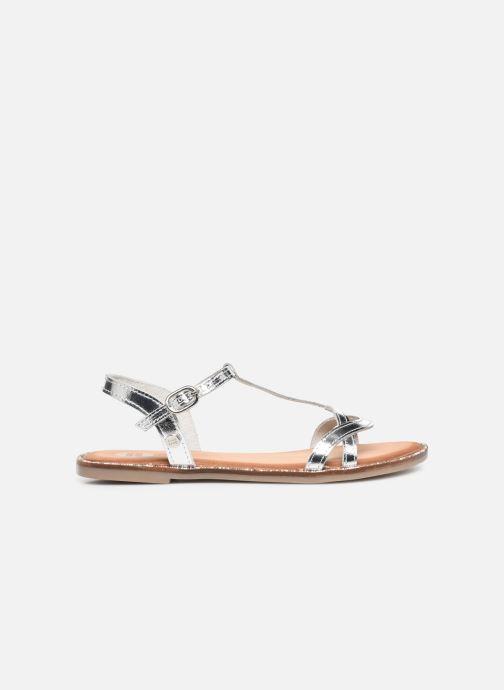 Sandales et nu-pieds Gioseppo 45635 Argent vue derrière
