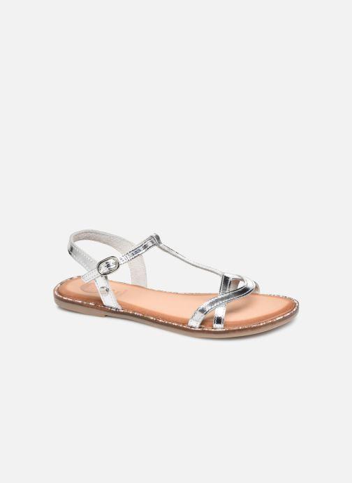Sandales et nu-pieds Gioseppo 45635 Argent vue détail/paire