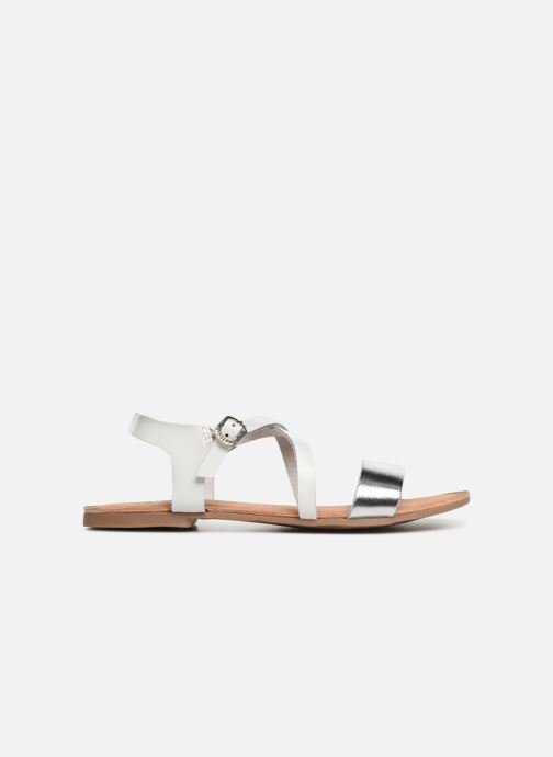 Sandales et nu-pieds Gioseppo Opulente Blanc vue derrière