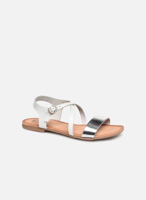 Sandales et nu-pieds Gioseppo Opulente Blanc vue détail/paire