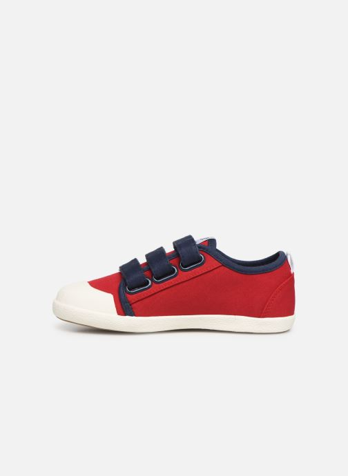 Sneakers Faguo Tennis Sugiv Cotton Rood voorkant