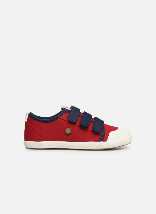 Sneakers Faguo Tennis Sugiv Cotton Rood achterkant