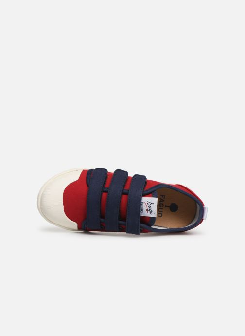Sneakers Faguo Tennis Sugiv Cotton Rood links