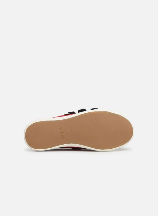 Sneakers Faguo Tennis Sugiv Cotton Rood boven