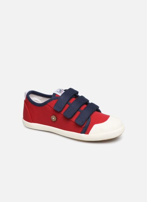 Sneakers Faguo Tennis Sugiv Cotton Rood detail