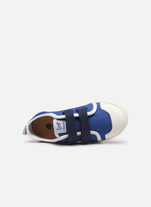 Sneakers Faguo Tennis Sugiv Cotton Blauw links