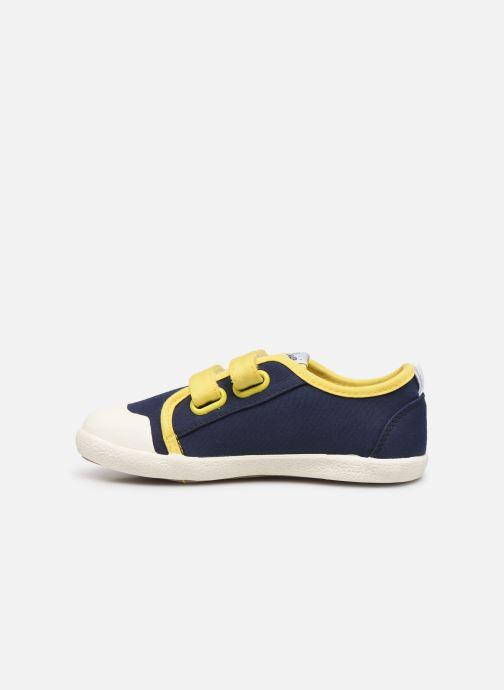 Sneakers Faguo Tennis Sugiv Cotton Blauw voorkant