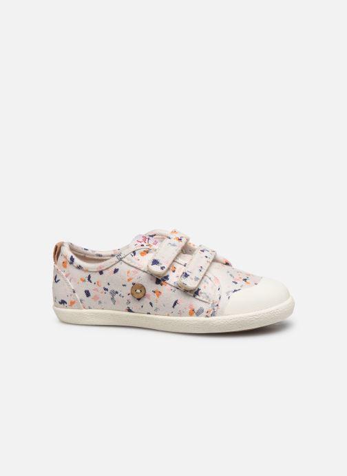 Sneakers Faguo Tennis Sugiv Cotton Wit achterkant