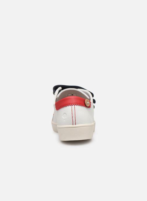 Sneakers Faguo Tennis Aspenlowv Leather Wit rechts
