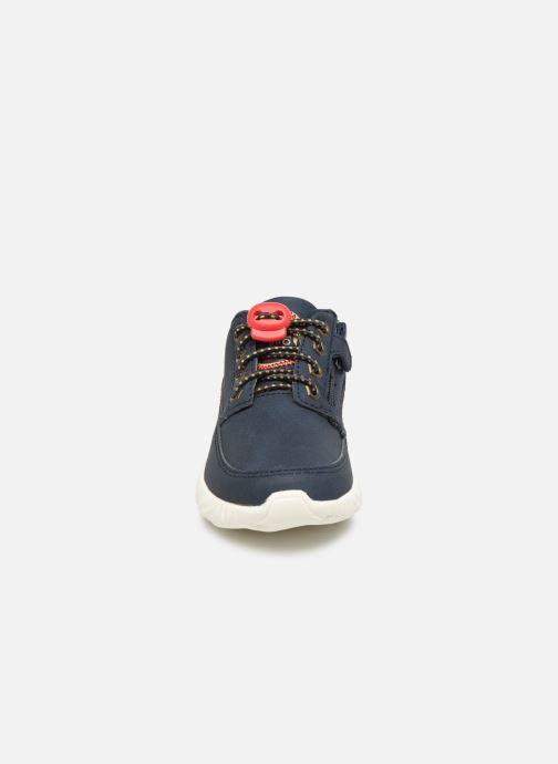 Sneaker Gioseppo 46367 blau schuhe getragen