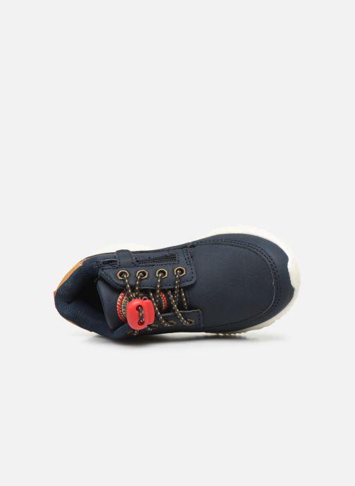 Sneaker Gioseppo 46367 blau ansicht von links
