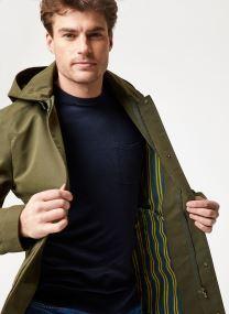 Vêtements Accessoires Classic parka jacket in bonded quality