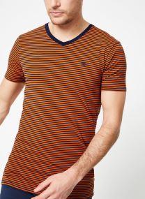 Vêtements Accessoires Classic cotton/elastane v-neck tee